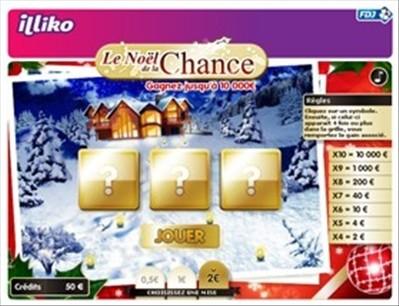 Le Noel de la Chance